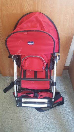 Chicco Baby Shoulder Back Pack Carrier for Sale in Columbia, IL