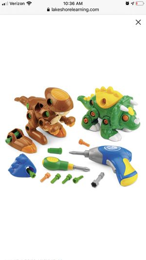 Build and play dino + one more building toy for Sale in Fremont, CA