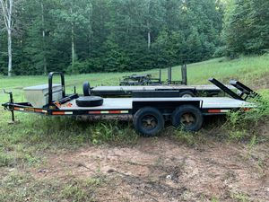 Trailer, 2004 Hudson 4.5 ton 16 feet long. for Sale in Willow Spring, NC