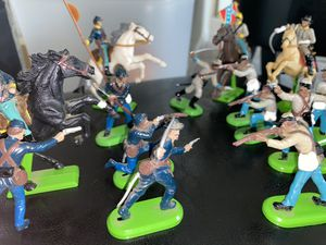 Civil War - Figurines & Collectibles - Britains Toy Soldiers for Sale in Sacramento, CA