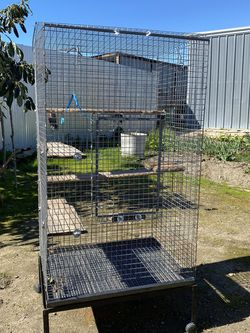 Large Bird Cage for Sale in San Leandro,  CA