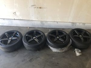 "G-Line 18"" Custom Rims for Sale in Los Angeles, CA"