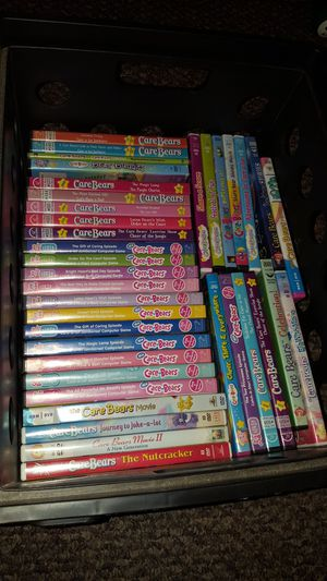 37 Carebear DVD's for Sale in Mifflinburg, PA
