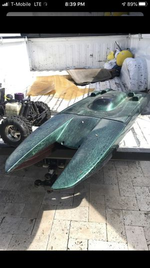 RC Boat hull for Sale in Homestead, FL