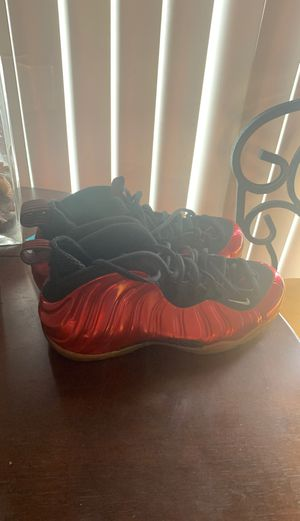 Air Foamposite One Metallic Red for Sale in Windsor Hills, CA