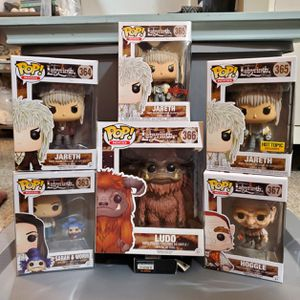 Funko POP! Labyrinth Set (Rare) for Sale in Flowery Branch, GA