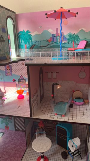 Lol doll house for Sale in Lansing, MI