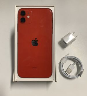 iPhone 11 unlocked for Sale in Coppell, TX