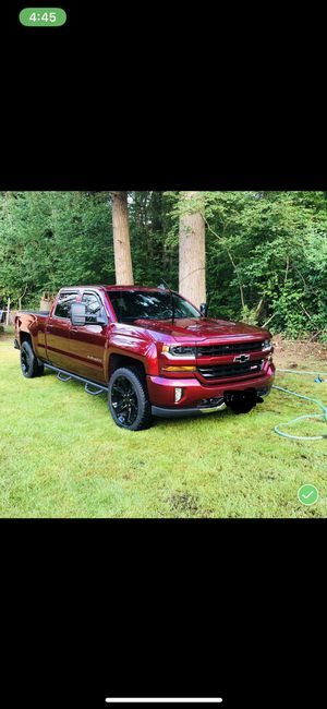 Chevy Rims and Tires for Sale in Woodinville, WA
