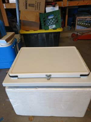 Two burner stove top for a camper, outside mount for Sale in Surprise, AZ