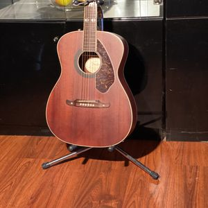 """""""FENDER"""" Tim Armstrong Hellcat Acoustic for Sale in Gervais, OR"""