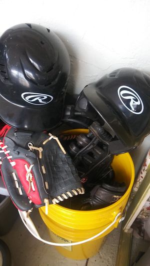 Baseball gear for Sale in Port Richey, FL