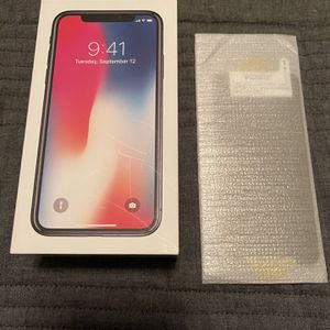 iPhone X 256gb for Sale in Manor, TX