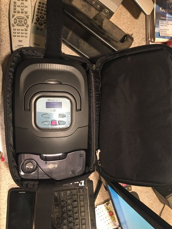 RESmart Auto CPAP with Integrated heated humidifier