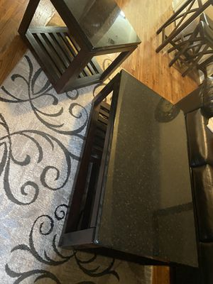 Coffee table and end tables for Sale in Allentown, PA