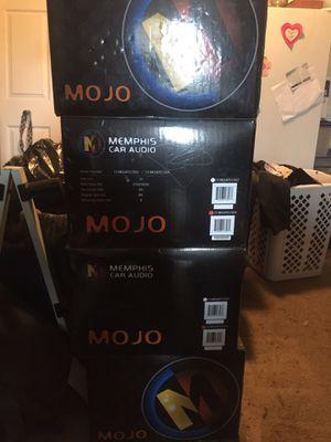 Mojo Memphis audio speakers for Sale in Nashville, TN
