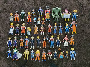 Dragonball z Figures for Sale in Redlands, CA