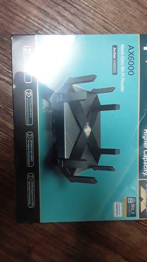 AX6000 Wi-Fi Router for Sale in Phoenix, AZ