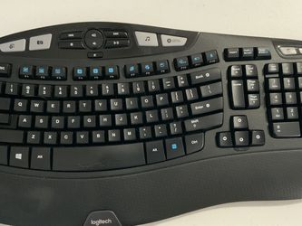 Logitech K350 Keyboard And Mouse for Sale in Clovis,  CA