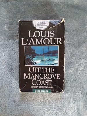 Louis L'amour cassette book for Sale in Wenatchee, WA