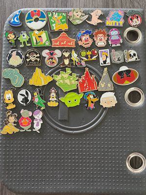 $6 each Disney Trading Pins collectible | Walt Disney for Sale in Lancaster, CA