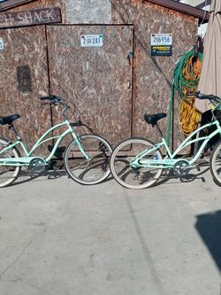 2 ELECTRA BEACH CRUISER BIKES 7 SPEED! for Sale in Los Angeles,  CA