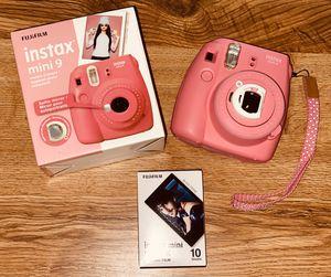 Fujifilm Instax Mini 9 for Sale in FT LEONARD WD, MO