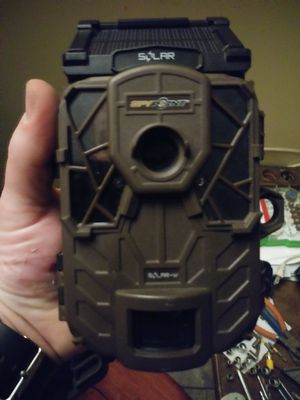 Spypoint solar trail cam for Sale in Charlotte, NC