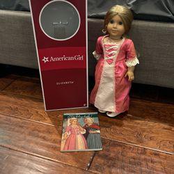 American Girl Doll- Elizabeth for Sale in Cypress,  CA