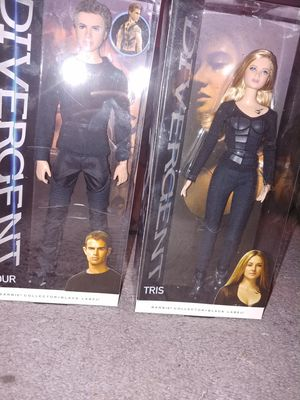 Tris and Four Barbie Dolls for Sale in Irwin, PA