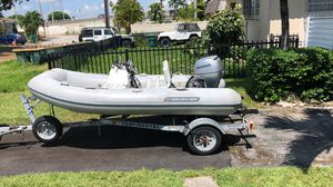 2013 Walker Bay Inflatable boat for Sale in Miami, FL
