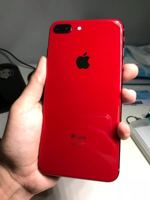 Unlocked iPhone 8 Plus Red 64GB for Sale in North Providence, RI
