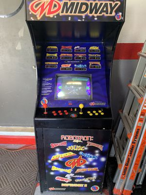 Midway video arcade for Sale in Pembroke Pines, FL