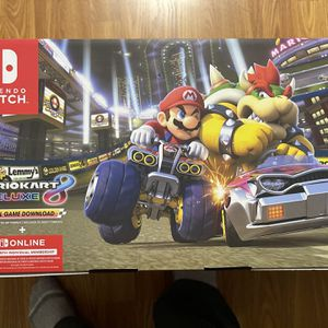 Nintendo Switch With Game And 3 Month Subscription for Sale in Tinley Park, IL