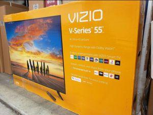 "55"" VIZIO V556-G1 4K UHD HDR LED SMART 2160P (FREE DELIVERY) for Sale in Tacoma, WA"