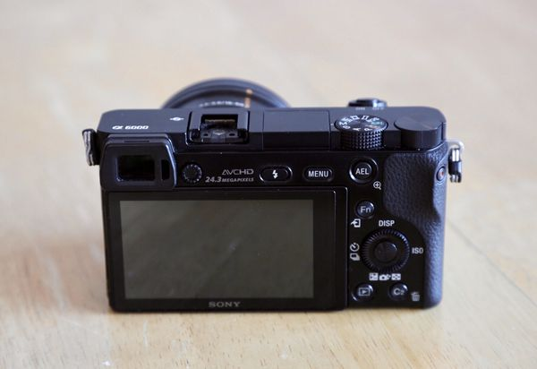 Sony a6000 with 16-50mm lens and 55-210mm lens