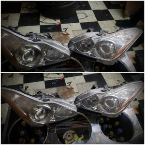 G37 cpe head lights for Sale in Queens, NY