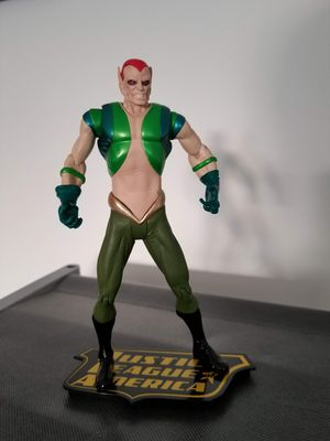 DC Direct Justice League of America Series 2 AMAZO Android Action Figure loose for Sale in Atlanta, GA
