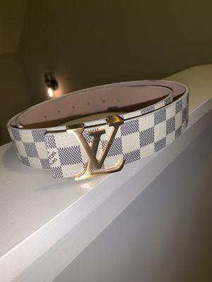 mens designer belt for Sale in Fuquay-Varina, NC