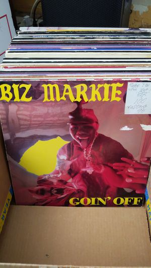 60 hip hop vinyl records for Sale in Lighthouse Point, FL
