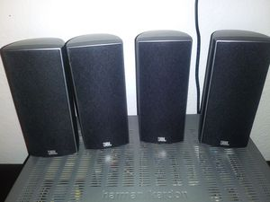 4 jbl surround sound speakers for Sale in Delavan, IL