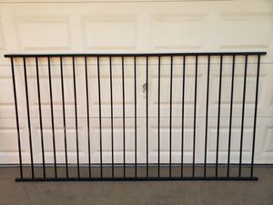 Wrought Iron Fence for Sale in Argyle, TX