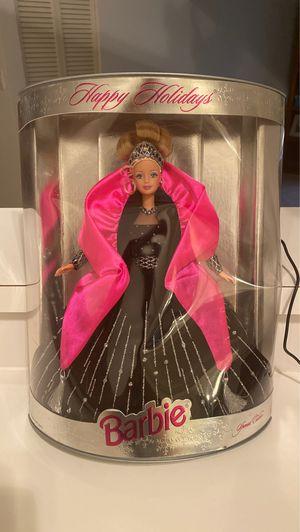 1998 Happy Holidays Mattel Barbie for Sale in Naples, FL