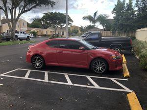 2015 scion tc 73k rebuilt for Sale in Hialeah, FL