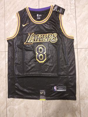 Kobe Bryant #8 NBA Mamba Skin Jersey Los Angeles Lakers for Sale in Los Angeles, CA