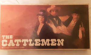 The Cattlemen board game for Sale in Wentzville, MO