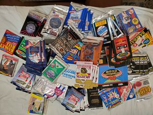 90'S SPORTS CARDS for Sale in Henderson, NV