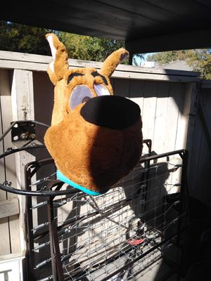 Scooby Doo mask costume for Sale in Fresno, CA
