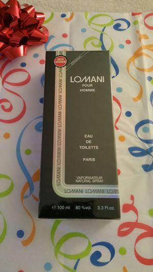 Lomani pour Homme 3.3oz. For men. for Sale in Austin, TX
