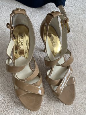 Michael kors women's sandals size 9 for Sale in Annandale, VA